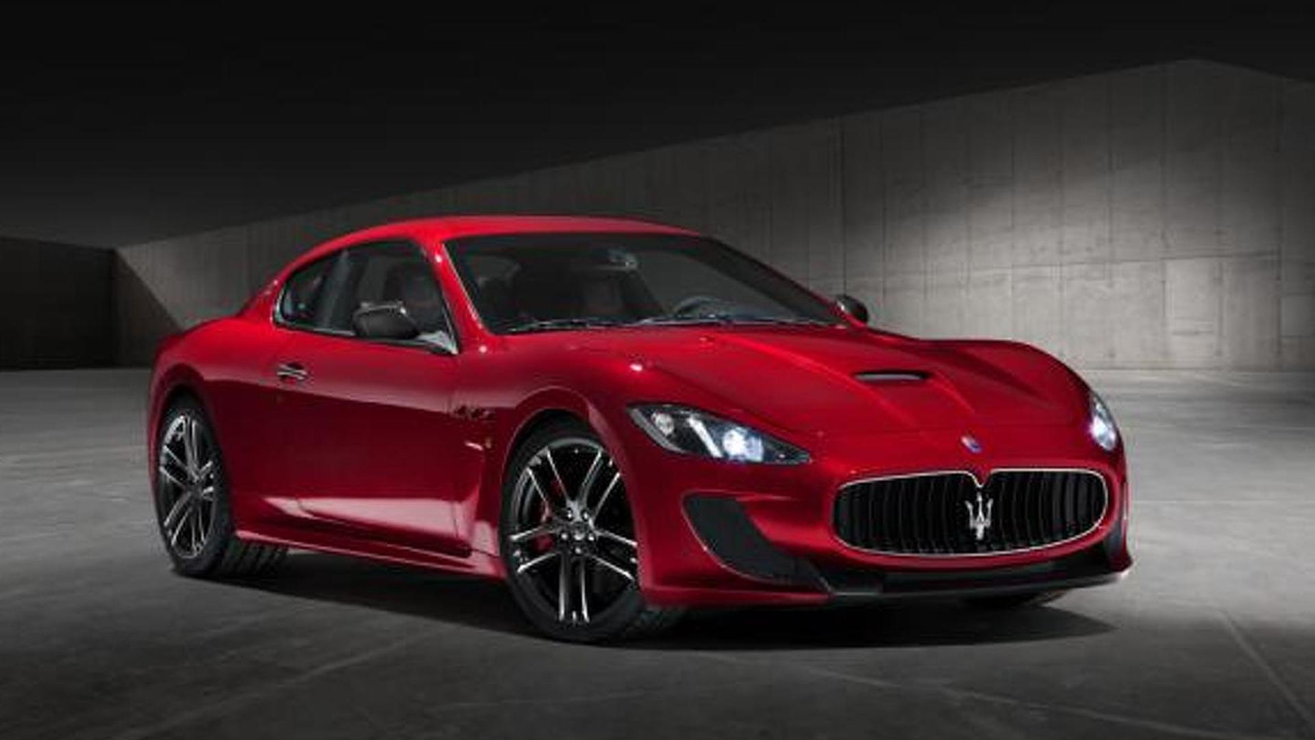 Next Generation Maserati Granturismo Confirmed For Late 2017 Launch Will Be Coupe Only