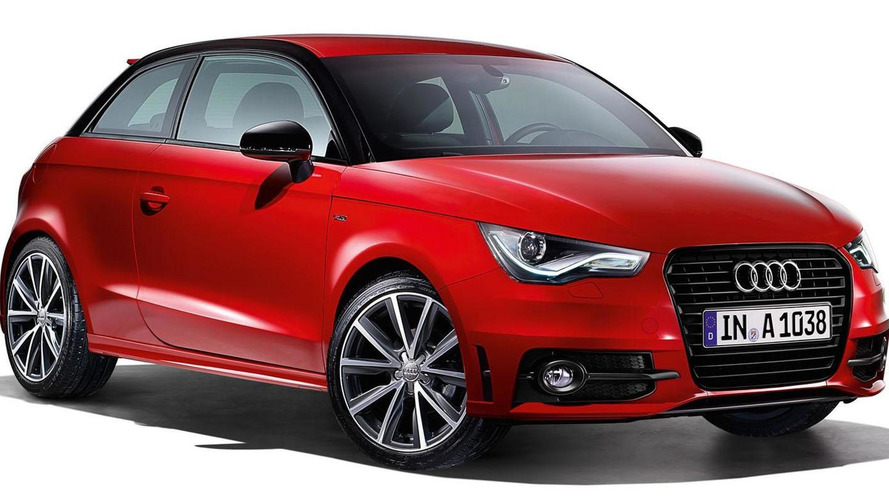 Audi A1 S Line Style Edition announced (UK)