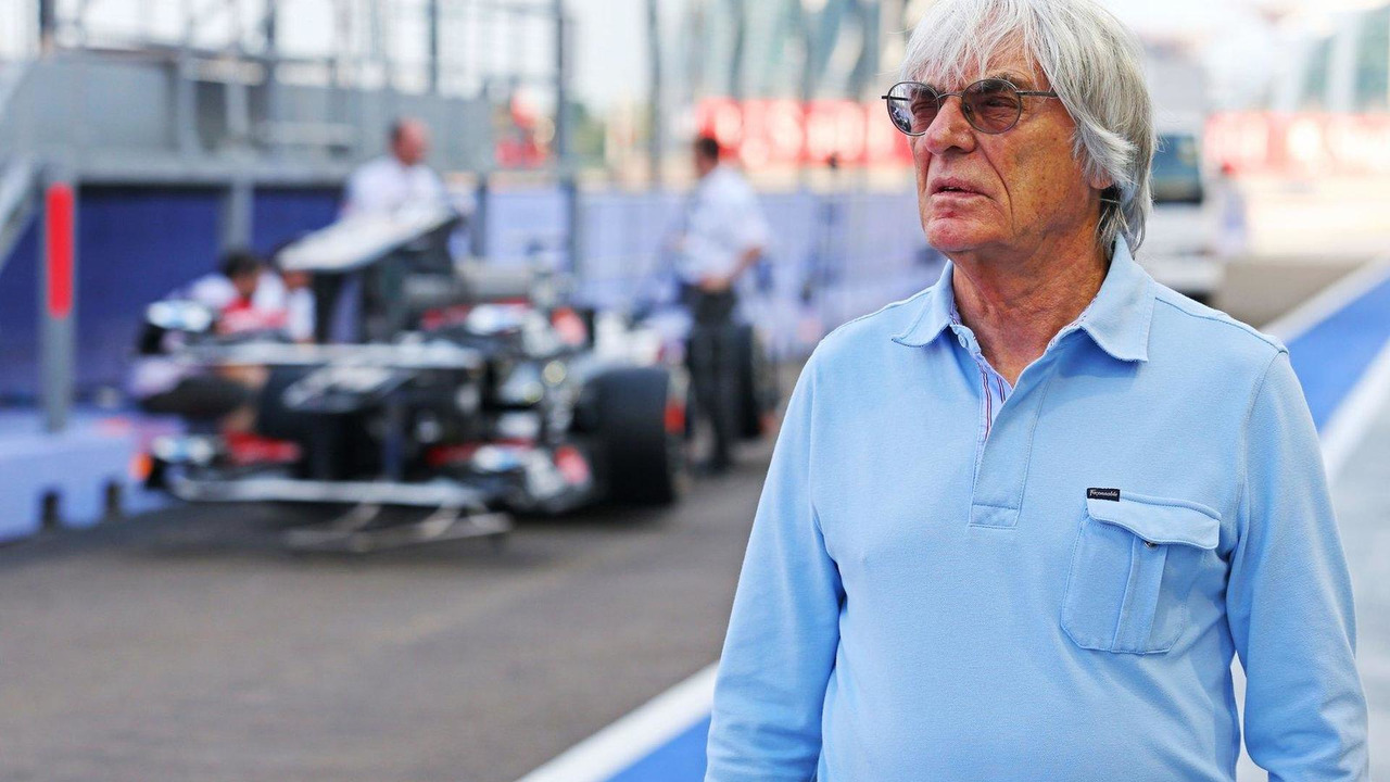 Bernie Ecclestone 19.09.2013 Singapore Grand Prix