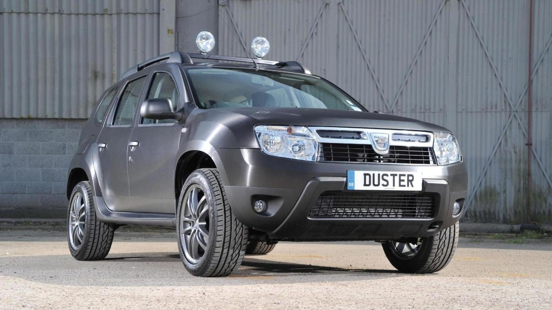 Renault duster price in usa