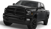 2014 Ram Heavy Duty Black