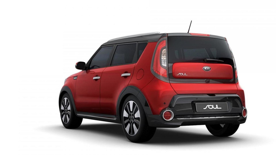 2014 Kia Soul SUV Styling Pack introduced in Frankfurt