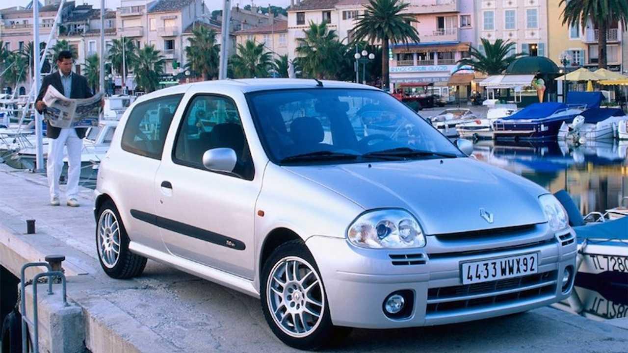 Renault Clio Sport 1998