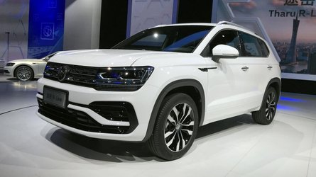 Volkswagen Tarek estreia na China e chega ao Brasil em 2020