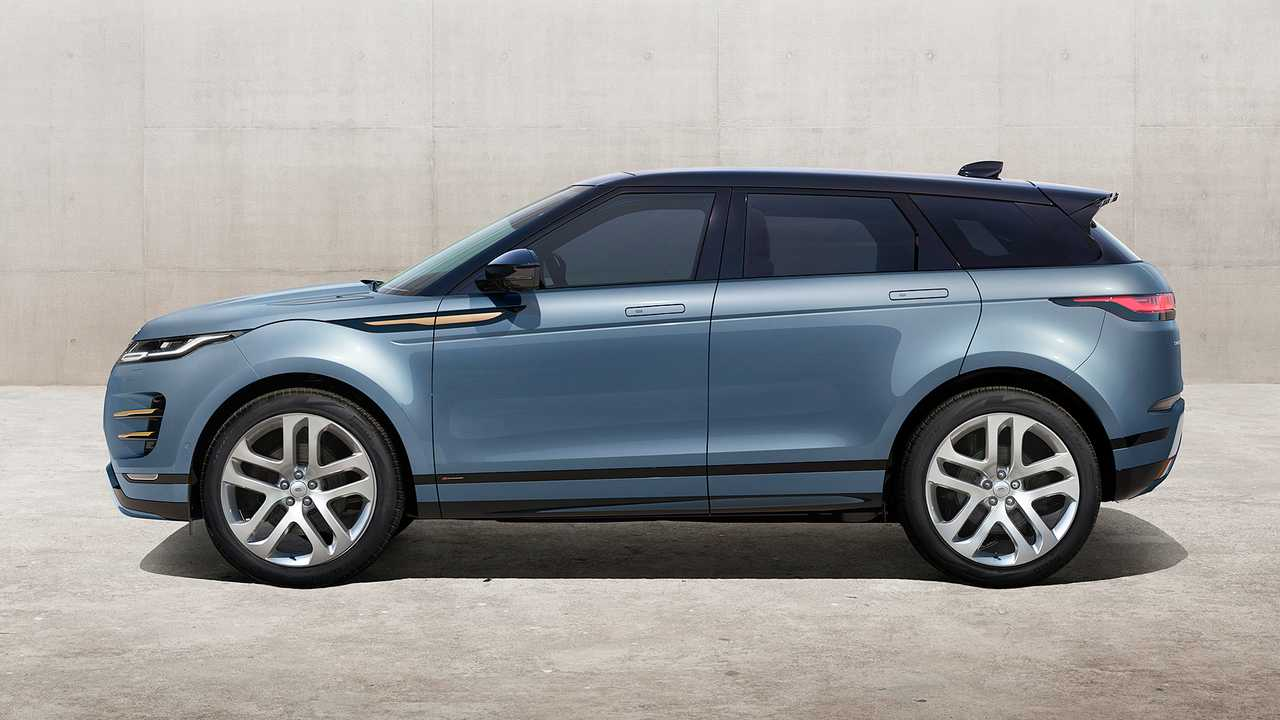 2020 Range Rover Evoque Debuts All New Design Mild Hybrid Tech
