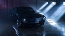 Elektrikliye Çevrilen Klasik Ford Mustang (Charge Cars)