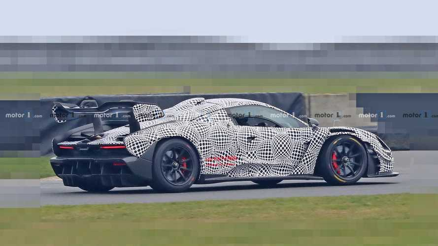 McLaren Senna GTR Spied For The Very First Time