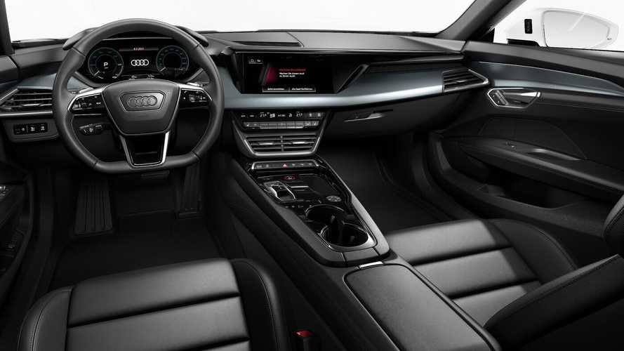 Audi e-tron GT quattro sans options