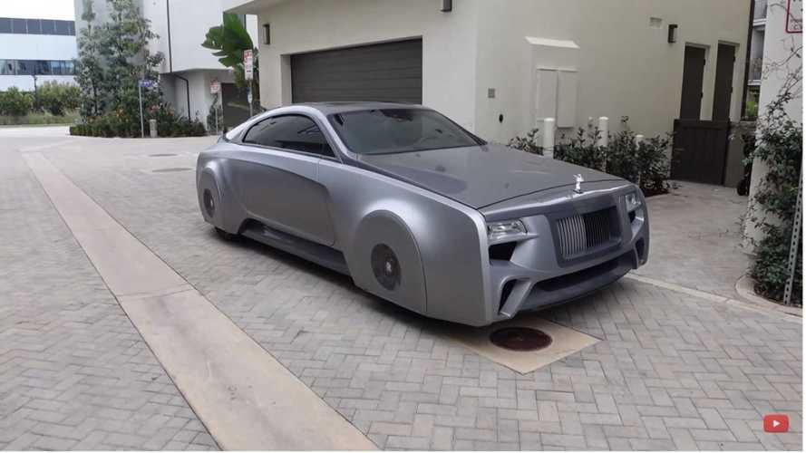 Justin Bieber tiene un Rolls-Royce único