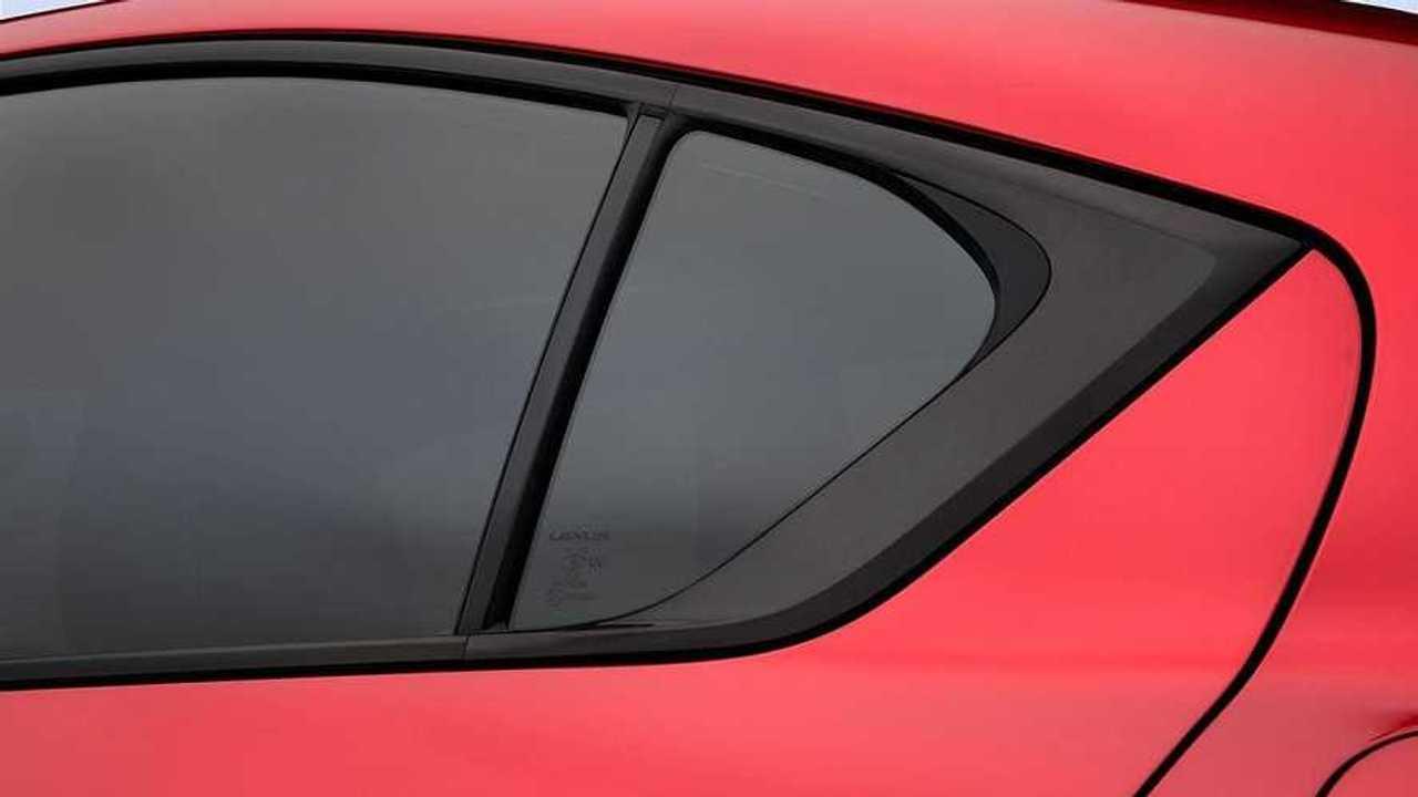 New Lexus F Sport Model Teased On Facebook