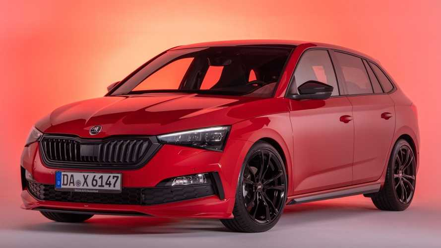 Skoda Scala Edition S revealed in Europe with 190 bhp, but it's no RS