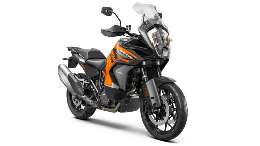 Here's Why We May Not Get KTM 1290 Super Adventure S Until 2022