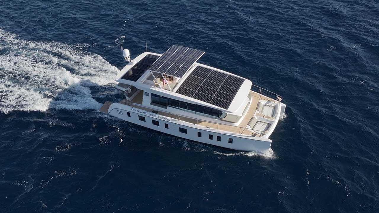 Silent-Yachts SILENT 55 Güneş Enerjili Yat