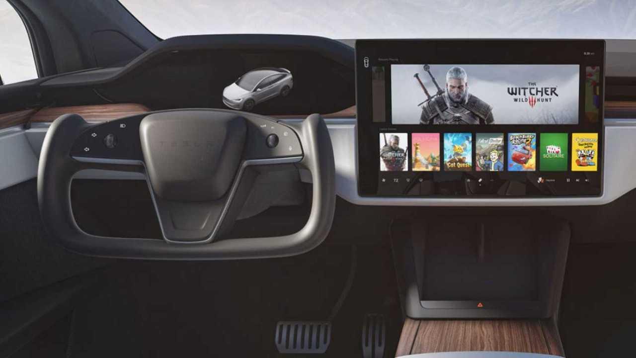 Makyajlı 2021 Tesla Model X