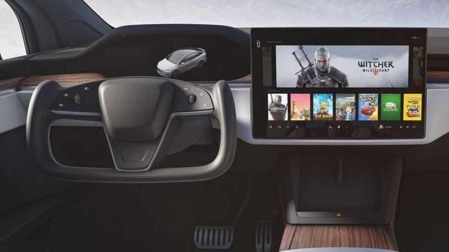 Tesla'nın yeni yarım direksiyon simidi, Avrupa'da yasal durumda