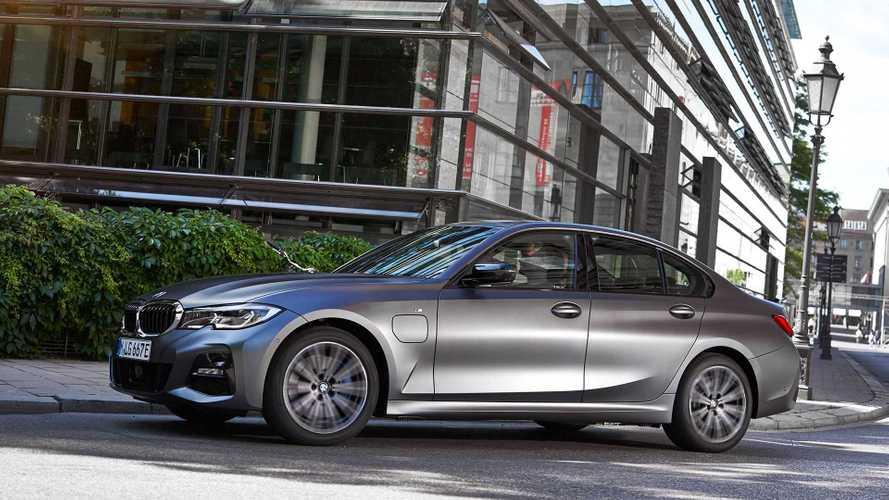 BMW 320e y 520e 2021