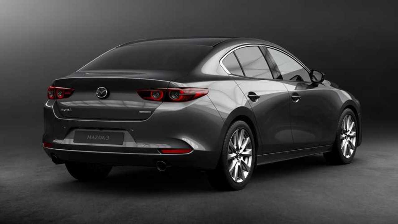 Mazda3 Sedan 2021