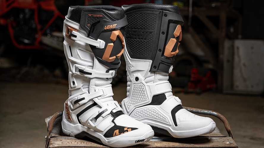 Leatt Introduces All-New 4.5 Moto Boots At Mid-Range Price Point