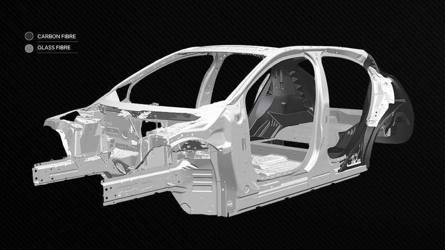 Auto elettriche in fibra di carbonio e vetro, addio acciaio e alluminio