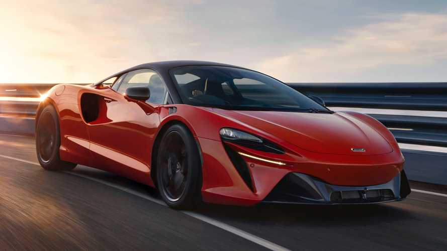 McLaren Artura (2021): V6-Hybrid-Supercar debütiert mit beeindruckenden Zahlen
