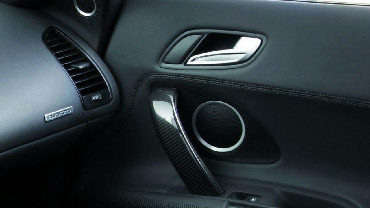 Audi R8 Bang Olufsen Sound System Motor1com Photos