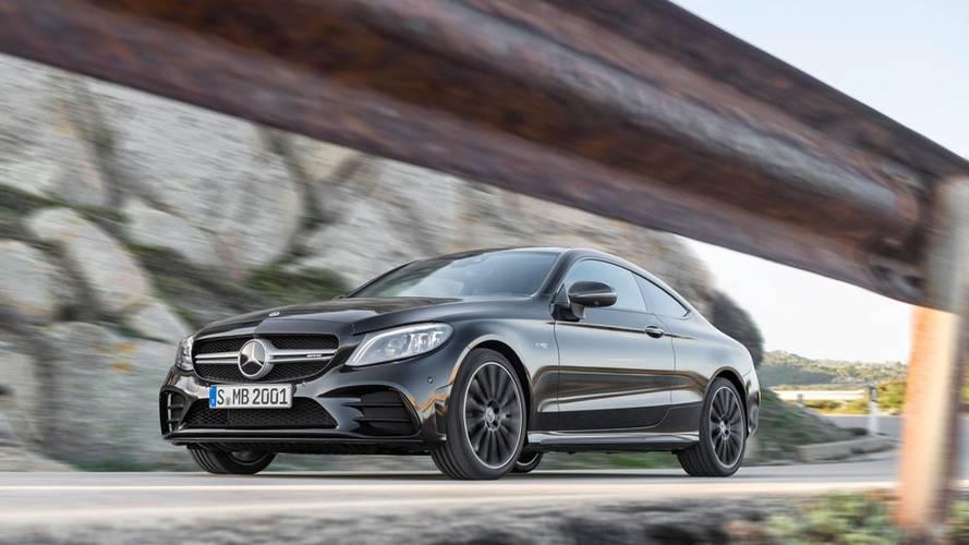 Los Mercedes Clase C Coupé y Cabrio 2018 reciben un restyling