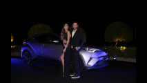 "Toyota C-HR, la premiazione per ""King of The Flow"" 003"