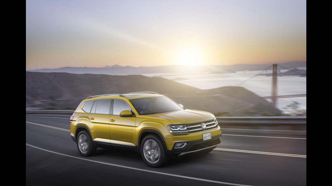 Nuovo Volkswagen Atlas 020