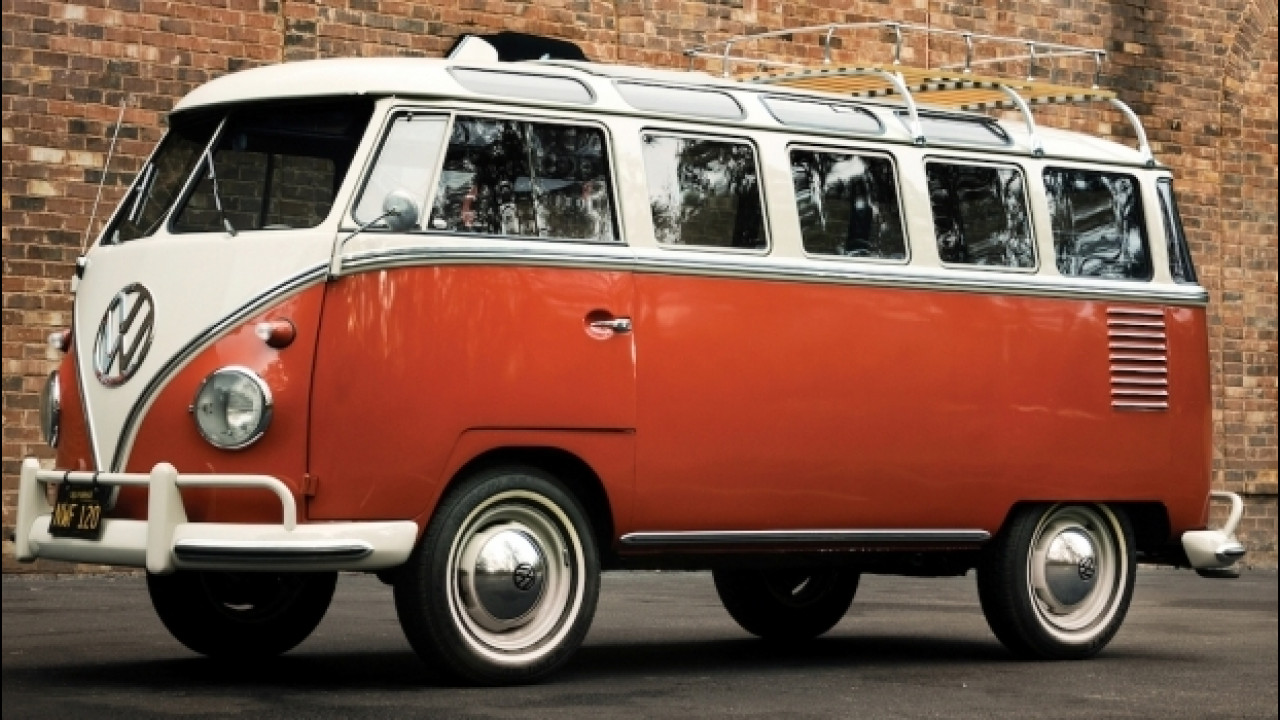 [Copertina] - Volkswagen Bulli, se quelle