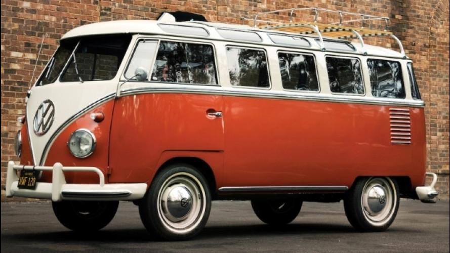 Volkswagen Bulli, se quelle