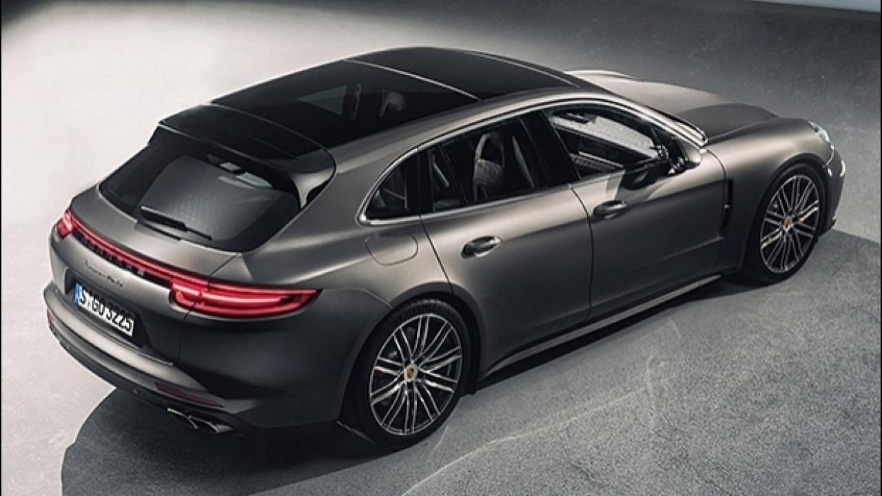 [Copertina] - Porsche Panamera Sport Turismo, più spazio alla performance [VIDEO]