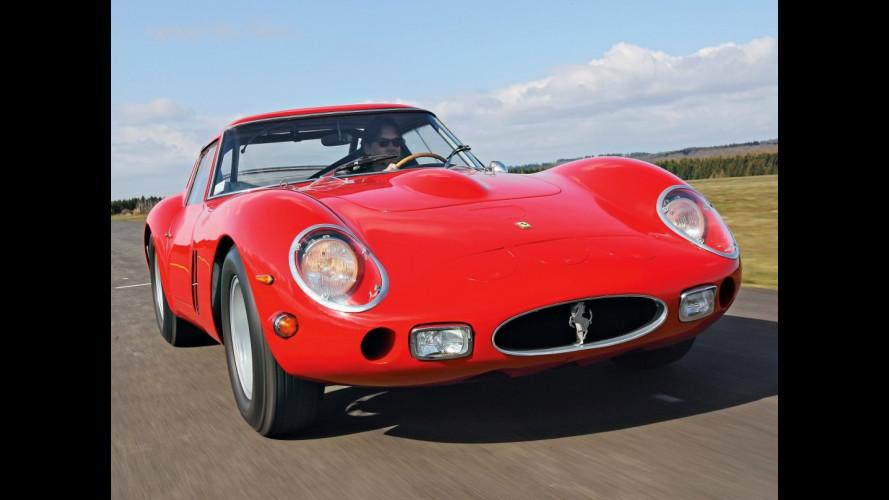 Ferrari V12, dai 250 agli 800 CV della 812 Superfast