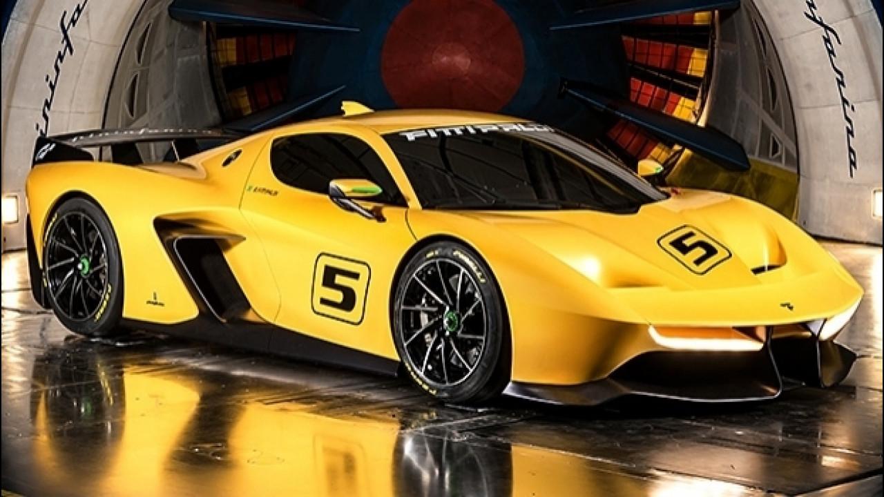 [Copertina] - Fittipaldi EF7 Vision Gran Turismo by Pininfarina, emozioni più che virtuali