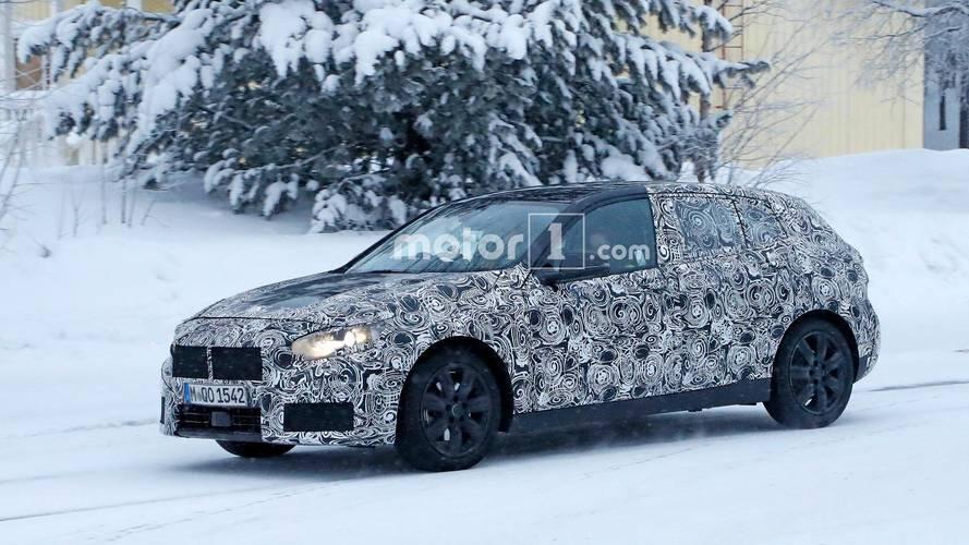 La future BMW Série 1 aura une toute nouvelle plateforme