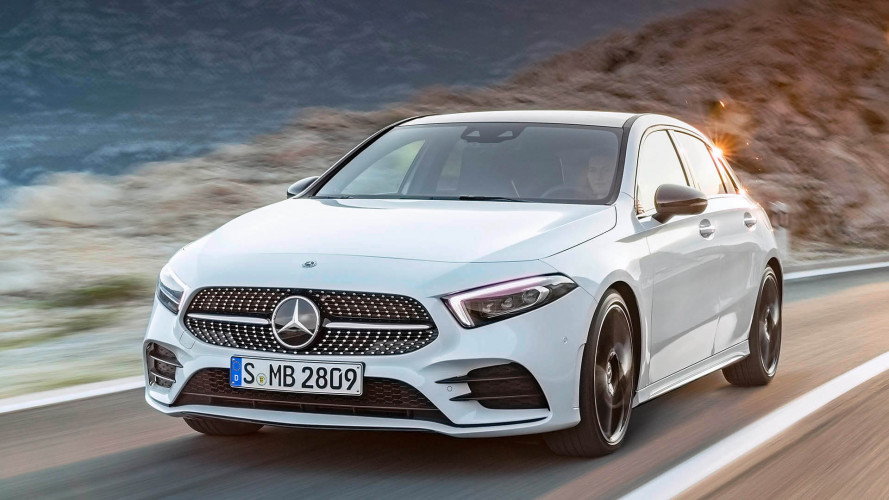 Prices announced for new Mercedes A-Class