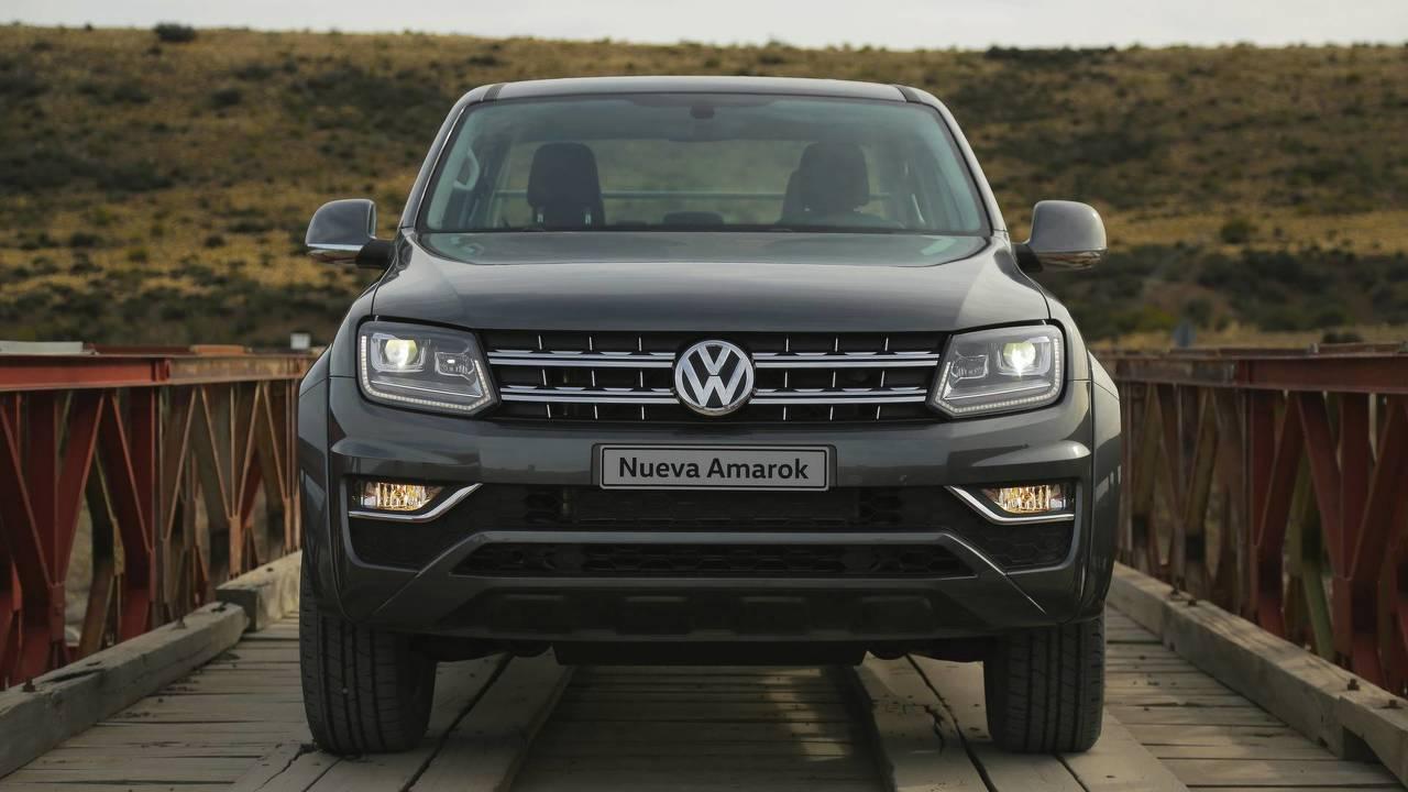 Volkswagen Amarok S Cabine Simples – R$ 116.490