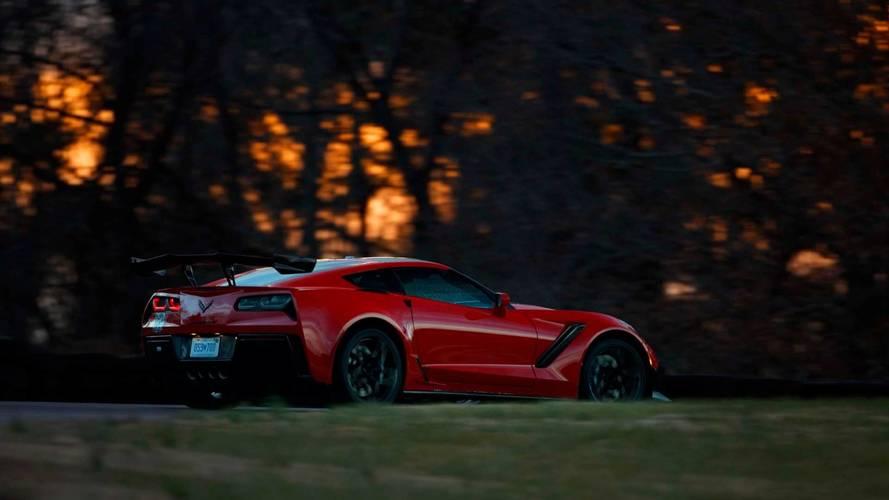 Chevrolet Corvette ZR1 Sets VIR Lap Record