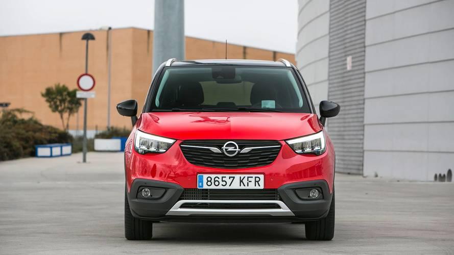 Opel Crossland X 2019: nueva versión diésel y automática