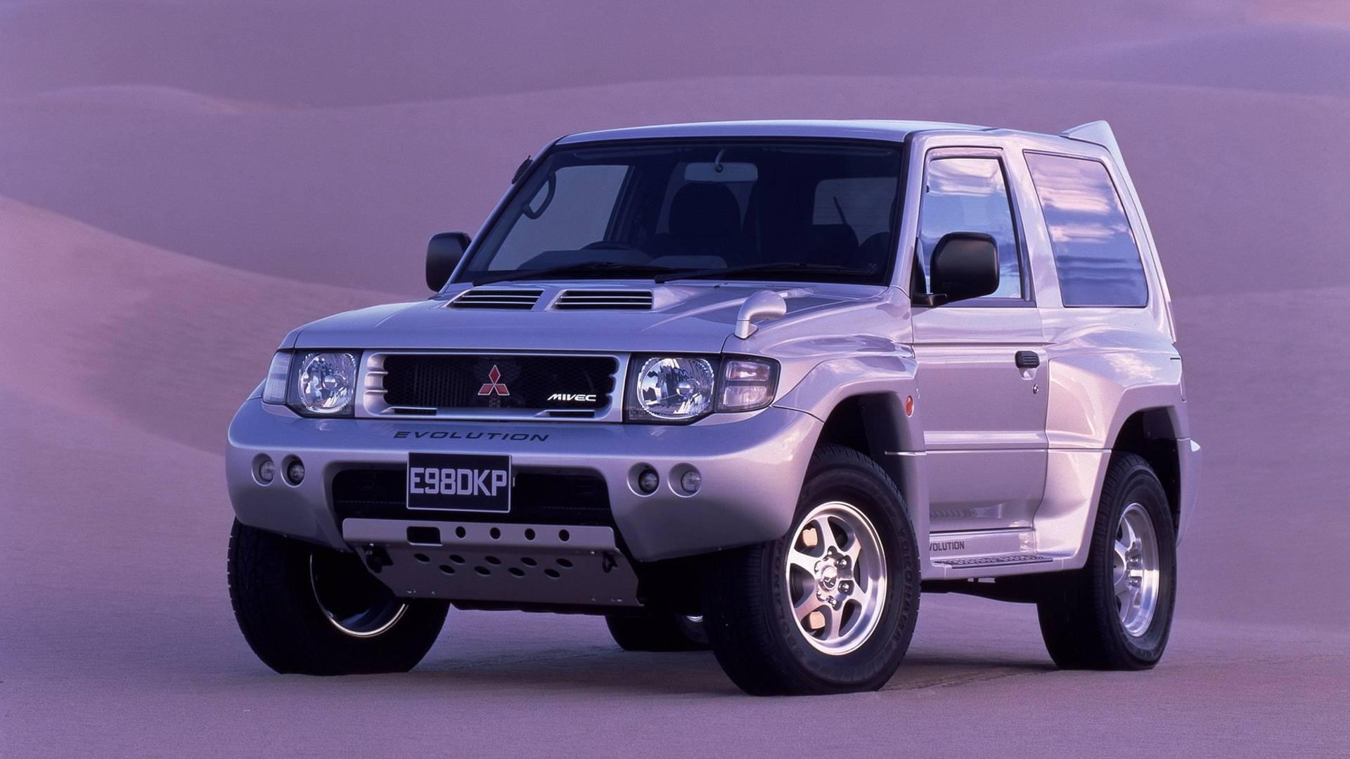 Mitsubishi Pajero Images