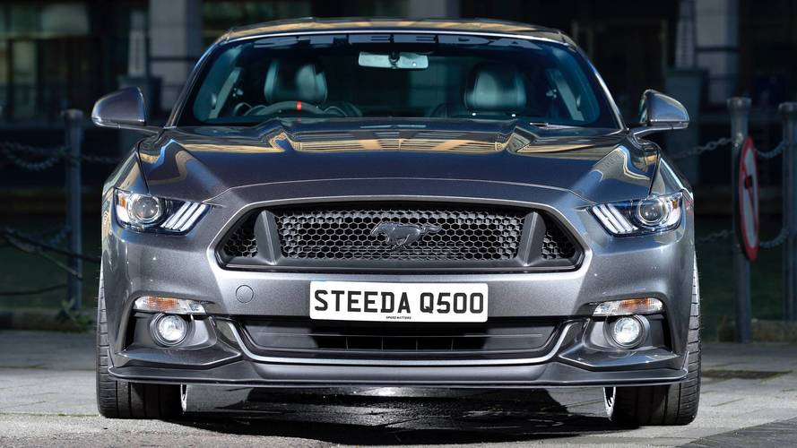 Tuning firm Steeda reveals hot tuned Mustang