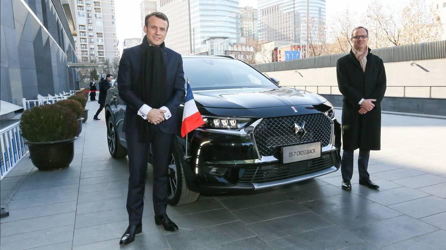 Emmanuel Macron a invité les patrons des constructeurs à l'Élysée
