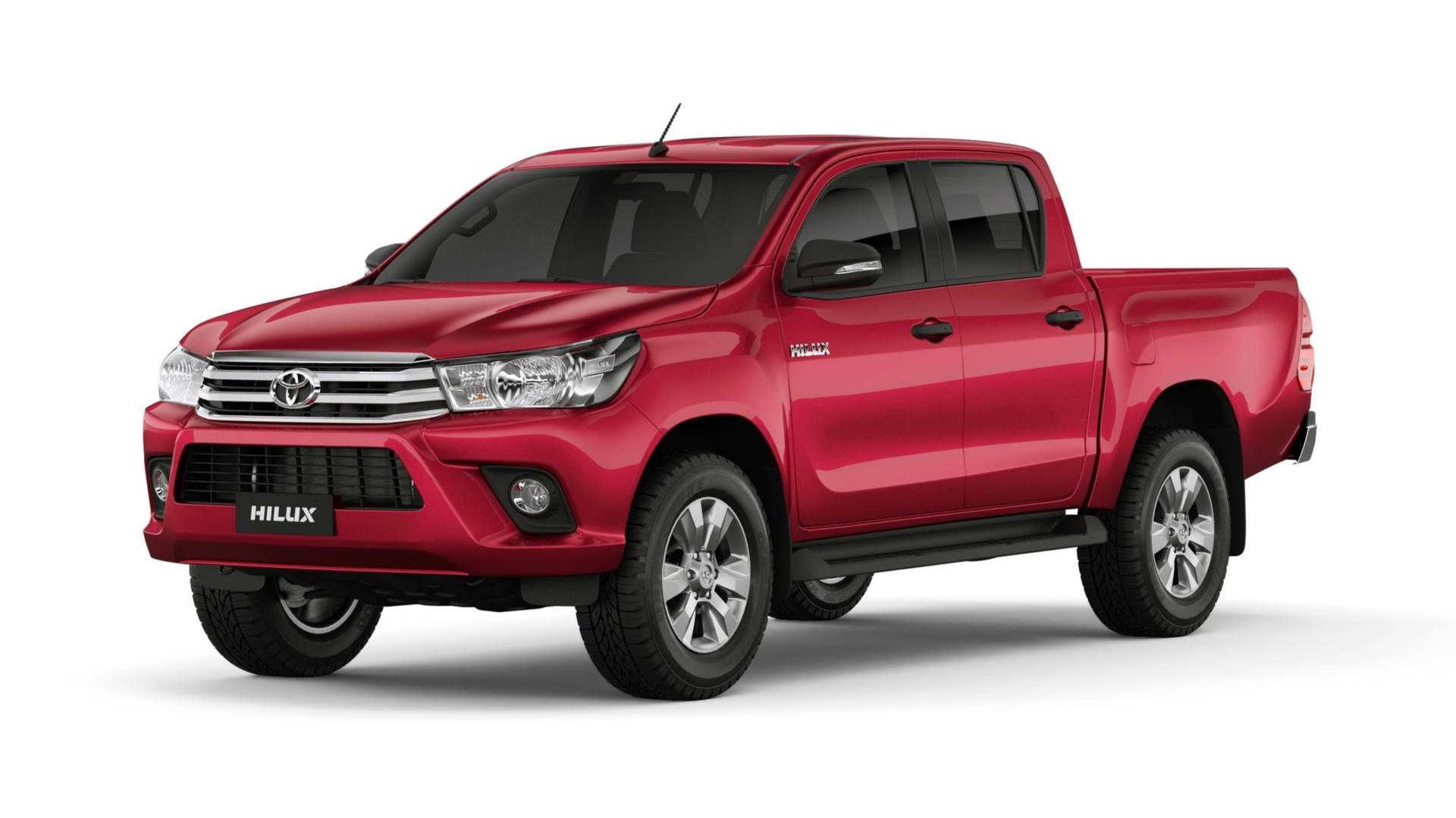 Toyota Hilux SR Diesel 4x4 volta a ser vendida por R$ 156.970