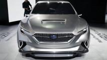 Das ist das Subaru Viziv Tourer Concept