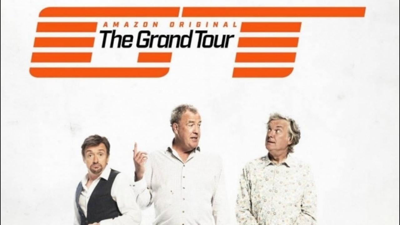 [Copertina] - The Grand Tour, trailer ufficiale e data d'inizio [VIDEO]