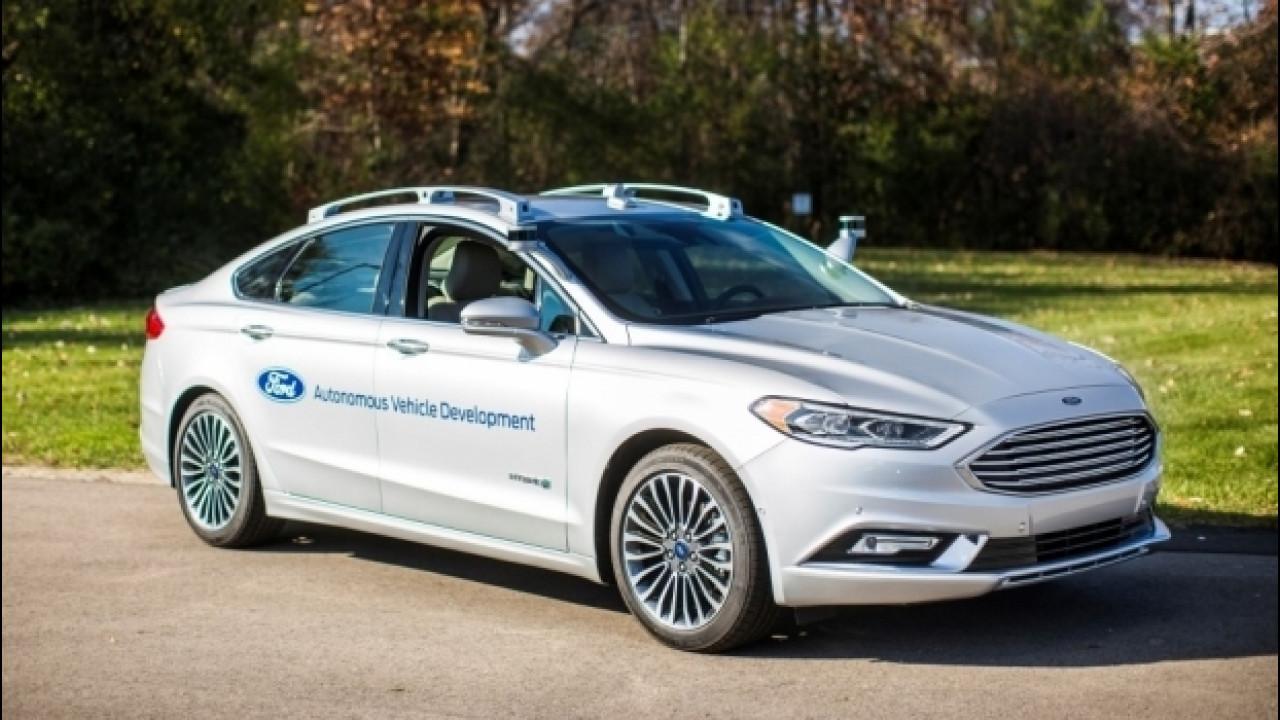 [Copertina] - Ford svela la tecnologia dietro la guida autonoma [VIDEO]