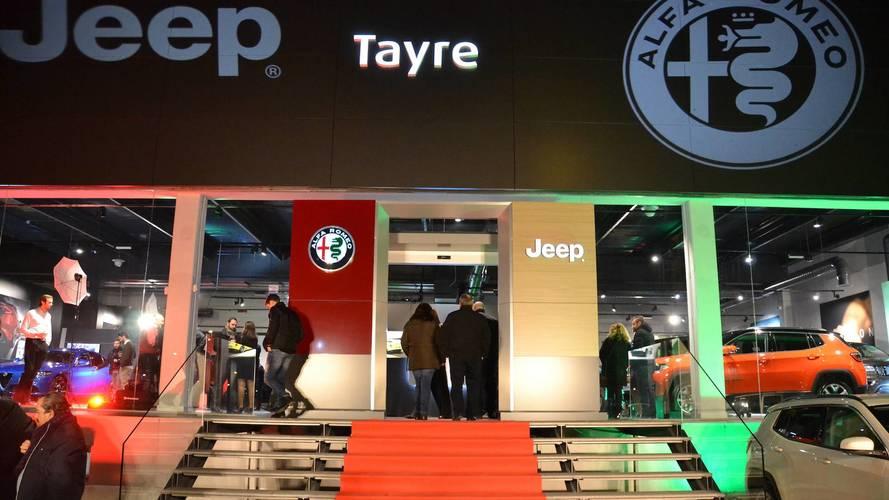 Nuevo concesionario Tayre Alfa Romeo y Jeep