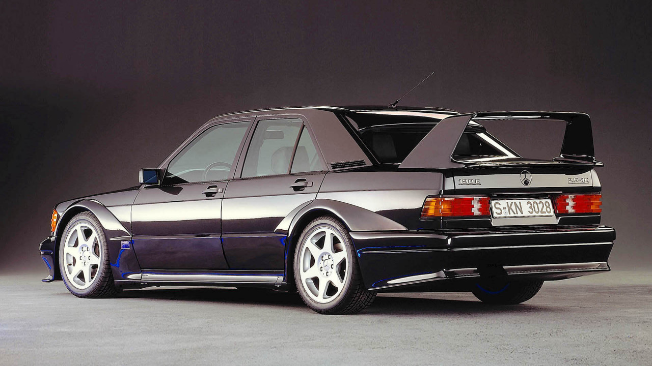 Mercedes 190 E 2.5-16 Evolution II (1990)