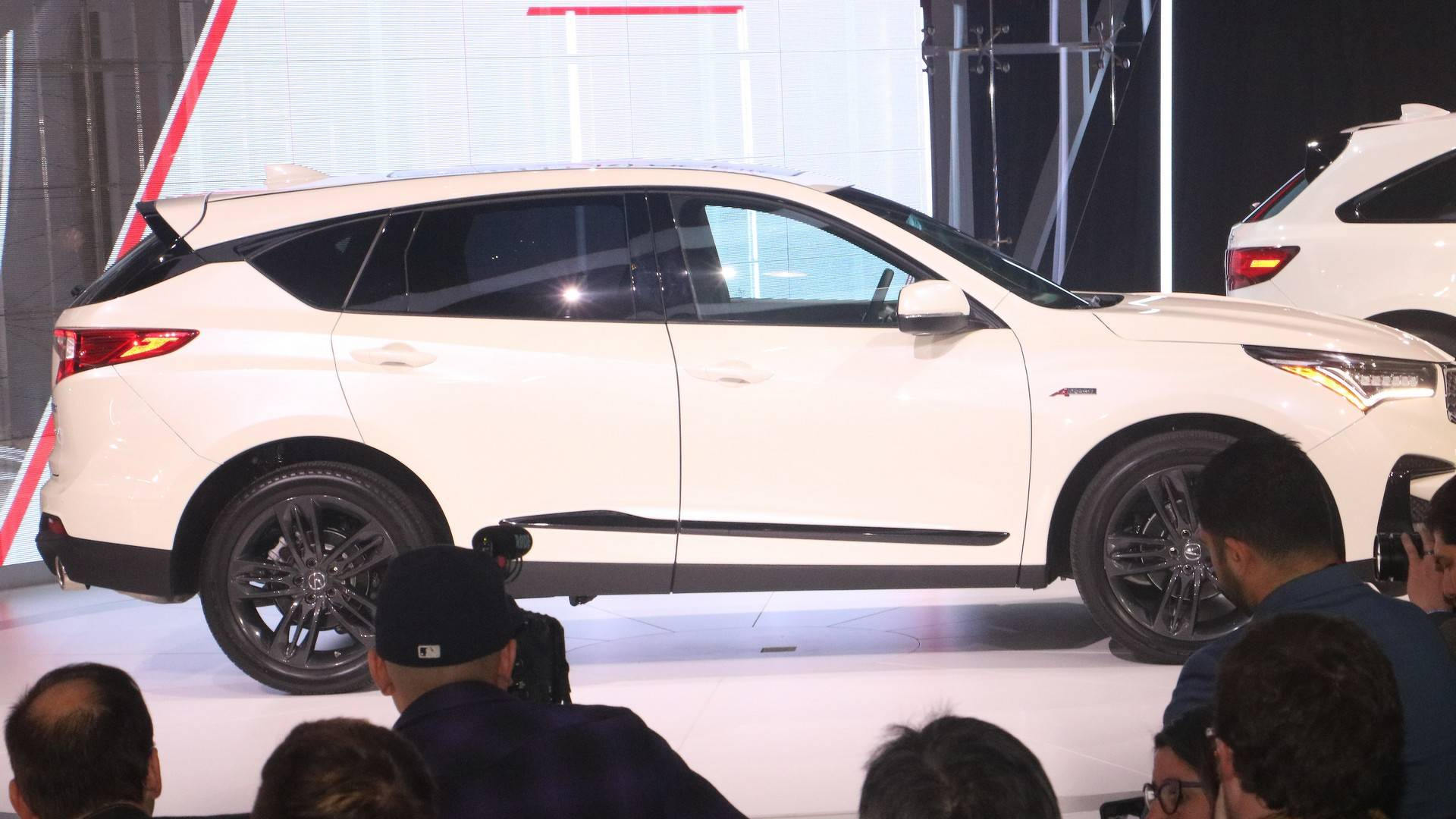 2019 Acura Rdx Debuts All New Design In New York