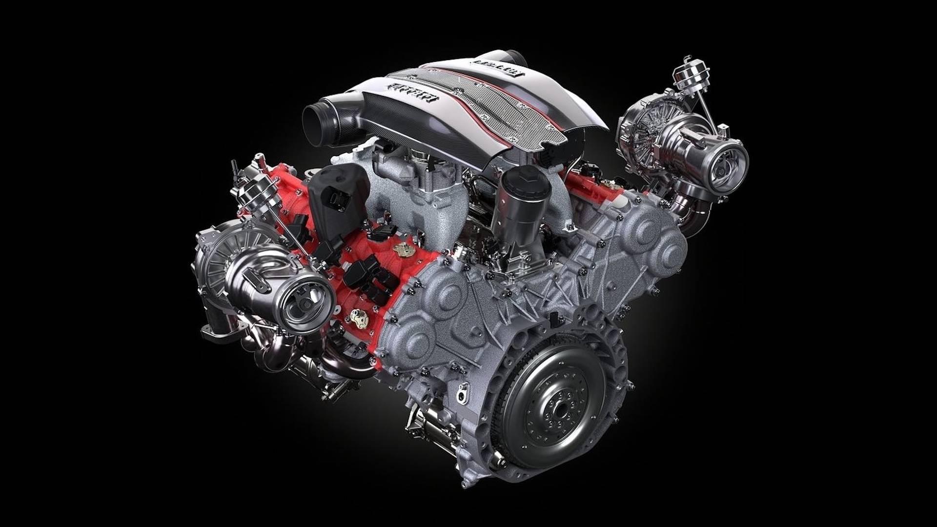 Motor v8 cuantos cilindros tiene