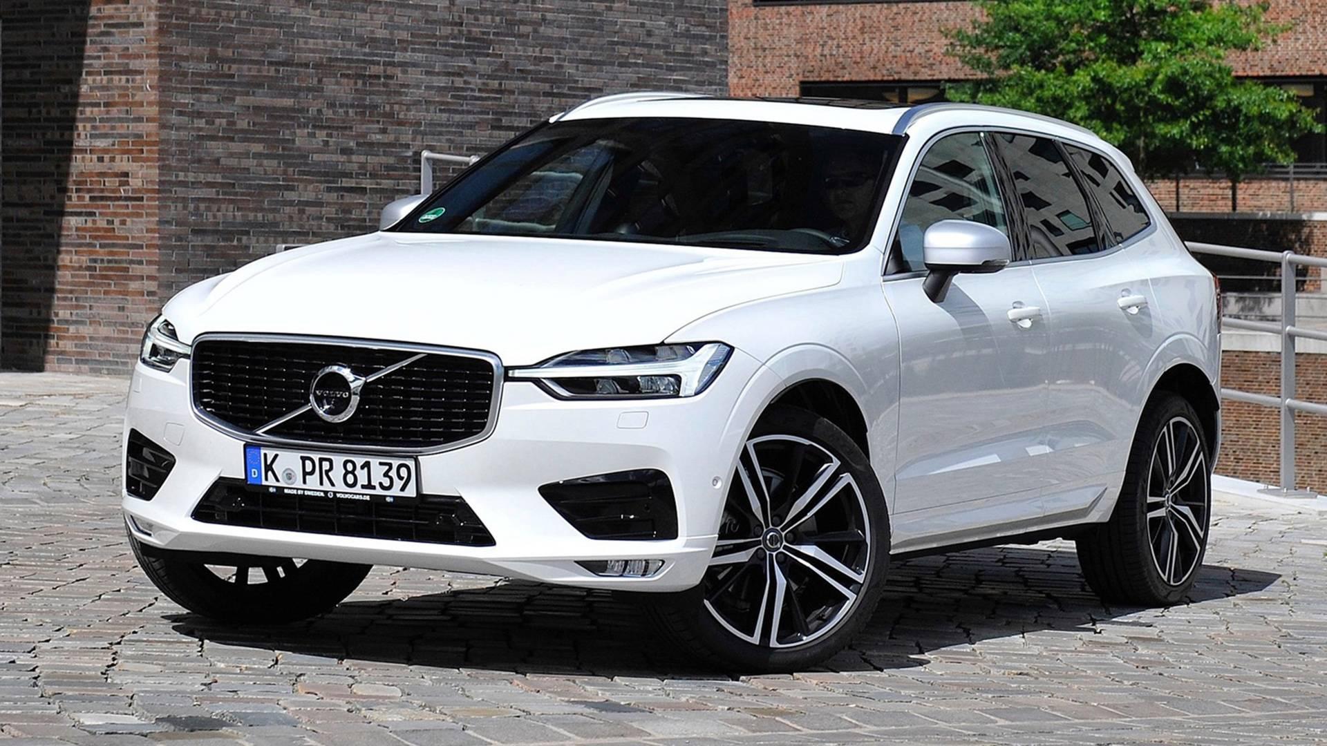 Yeni nesil Volvo XC60'ın tamamen elektrikli olarak gelecek